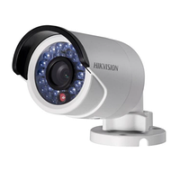 HD TVI камера Hikvision DS-2CE16D0T-IRE, PoC, 3,6 мм, угол обзора 82°