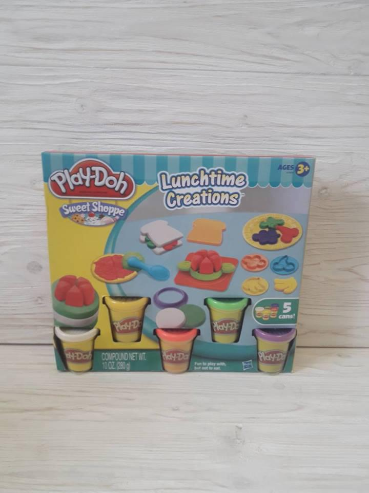 Набор Play Doh Sweet Shoppe Lunchtime Creations Set Плей До
