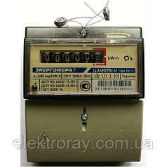 Счетчик Энергомера ЦЭ 6807Б-U 5-60А однофазный однотарифный (DIN)