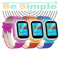 Smart Baby Watch Q80 Умные часы Q80 c GPS трекером (Оригинал)