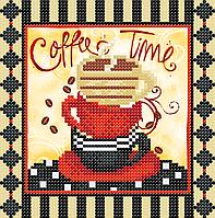 Схема для вышивки Время кофе