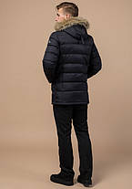 Куртка мужская с опушкой Braggart 31042 черный, фото 3