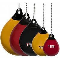 Водоналивной мешок Title Wave H20 Rotund Heavy Bags Вес 52,2 кг (красный) 6ae09f26264