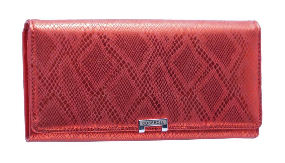 Женский кошелек Cossroll B133-9111-1 Red