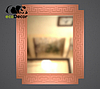 Зеркало настенное Rome в бронзовой раме R3, фото 2