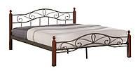 Кровать кованая Мелис 160 (Melis 160)