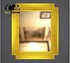 Зеркало настенное Rome в золотой раме, фото 2