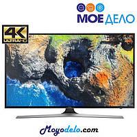 Телевизор Samsung UE43MU6172 (Ultra HD 4K, PQI 1300 Гц, SmartTV, Wi-Fi), фото 1