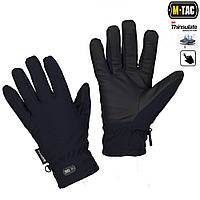 M-TAC РУКАВИЦI SOFT SHELL THINSULATE NAVY BLUE
