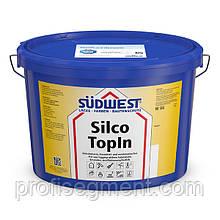 Однослойная силиконовая краска SUDWEST SilcoTopin 5L/12.5L (Зюдвест Силкотопин)