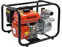 """Мотопомпа YATO 2"""" 5,9 л.с. 36м³/час"""