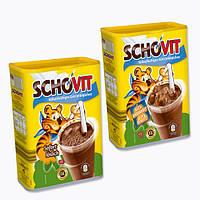 Какао растворимый SCHOVIT kakaohaltiges getrankepulver