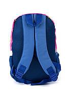 Рюкзак шкільний Doraeman 1821 фіолетовий Туреччина, фото 3