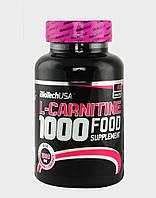 BioTech L-Carnitine 1000 mg 60 tab