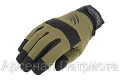 Зимові тактичні рукавиці Armored Claw Shooter Cold Olive Size XL