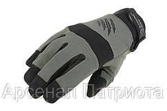 Зимові тактичні рукавиці Armored Claw Shooter Cold Sage Green Size S