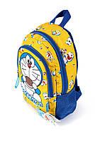 Рюкзак шкільний Doraeman 1821 жовтий Туреччина, фото 2