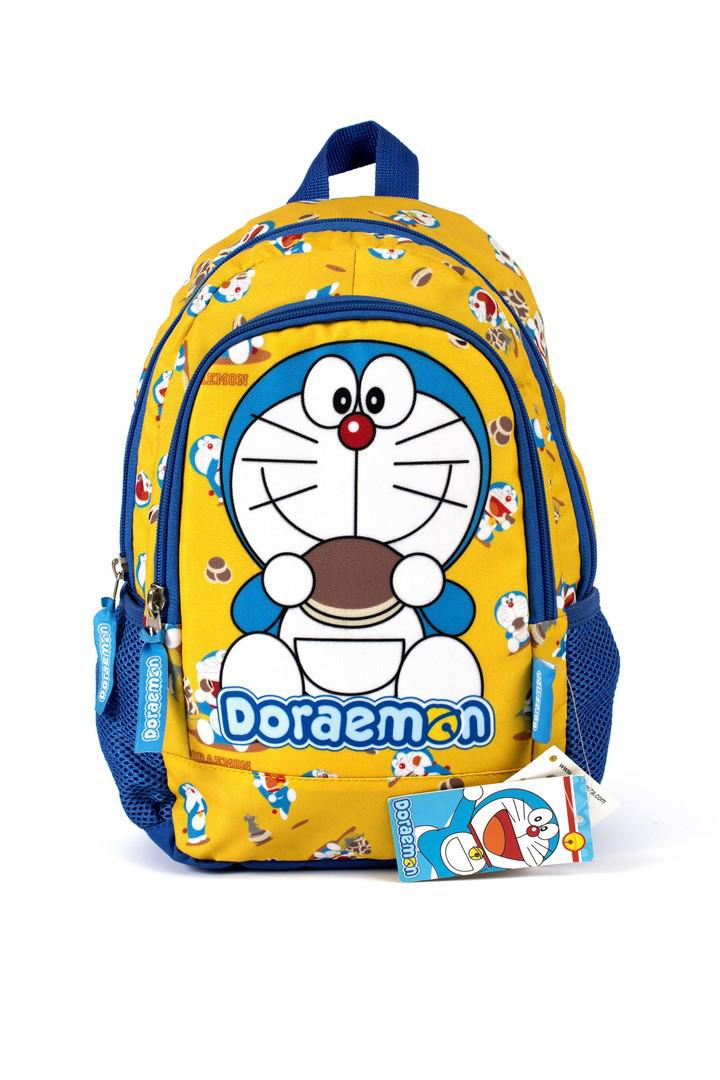 Рюкзак шкільний Doraeman 1821 жовтий Туреччина