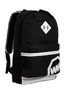 Рюкзак WW1601 black