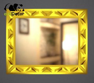 Зеркало настенное Busan в золотой раме