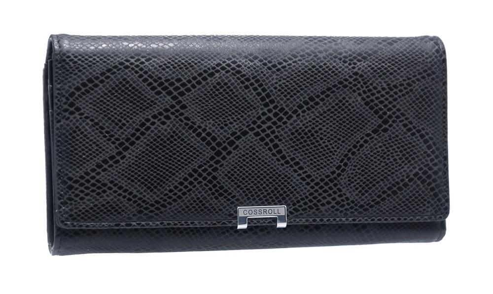 Женский кошелек Cossroll B133-9111-2 Black