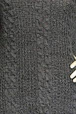 Вязаний светр туніка , фото 3