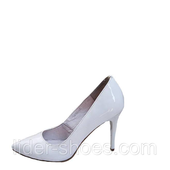Женские туфли лодочки на шпильке
