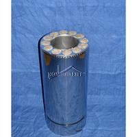 Труба для саун 0.5м Ф100/200 к/к