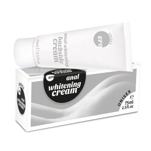 Анальный крем с отбеливающим эффектом Ero Anal Whitening Backside Cream, 75 мл