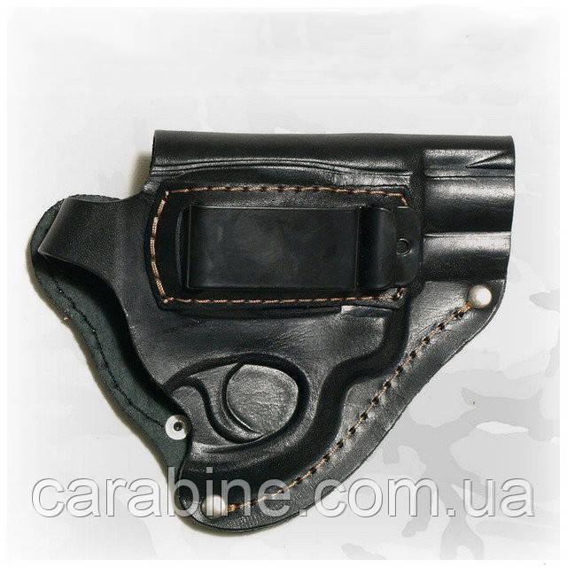 Поясная кобура для револьвера, со скобой для скрытого ношения, код (008)