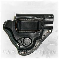 Поясная кобура для револьвера, со скобой для скрытого ношения, код (008), фото 1