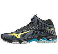 Кроссовки волейбольные Mizuno Wave Lightning z4 Mid v1ga1805-47