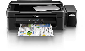БФП A4 Epson L382 Фабрика друку (C11CF43401), фото 2