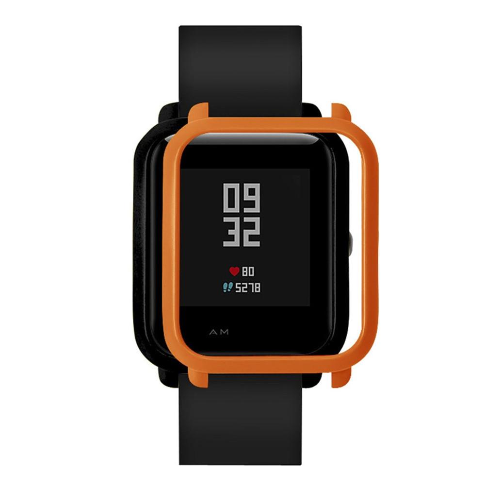 Amazfit Bip Защитный бампер для смарт часов, Orange