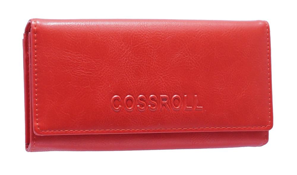 Женский кошелек Cossroll B135-9111-1 Red