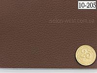 Авто кожзам Германия, коричневый на поролоне и сетке, 10-205, фото 1