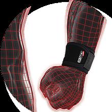 Бандаж на лучезапястный сустав регулируемый Dr.Frei Sport S8514