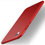 Пластиковый чехол для Sony XA1 Red