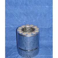 Труба для саун 0.25м Ф100/200 к/к