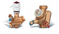 Автоматический комбинированный балансировочный клапан AB-QM