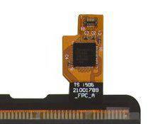Сенсор (тачскрин) для Microsoft (Nokia) 435 Lumia, 532 Lumia Dual SIM черный, фото 3