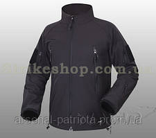 Куртка SOFT SHELL Convoy Texar Black