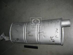 Глушитель ВОЛГА ГАЗ 2410 (пр-во г.Львов). 24-1201008-01. Ціна з ПДВ.