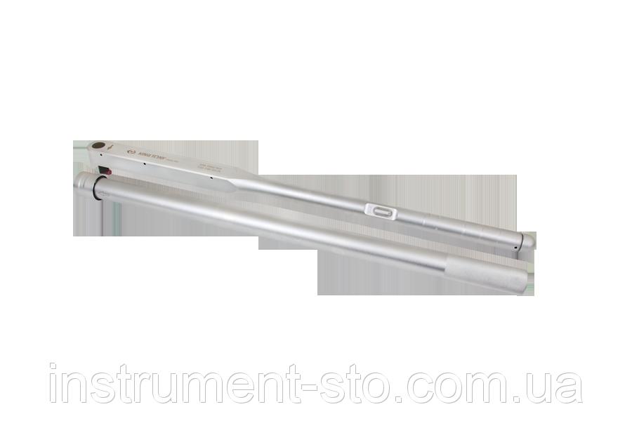 """Ключ динамометрический 1"""" 600-1500 Нм алюминиевый предельный со шкалой King Tony 3485G-1DB"""