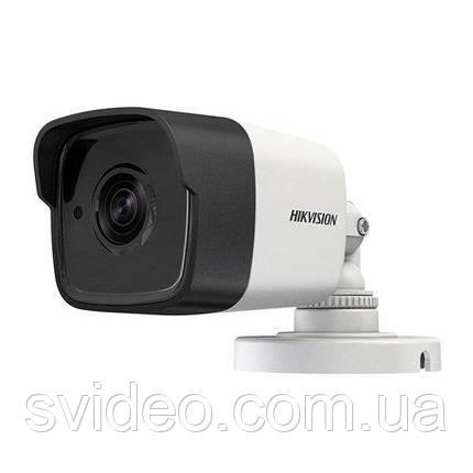 Turbo HD 2Мп видеокамера DS-2CE16D8T-ITE  PoC, 3.6мм, угол обзора 82° , Ultra Low-Light EXIR, WDR 120, фото 2