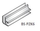 ПЗК6 профиль для углового соединения