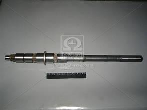 Вал вторичный КПП ВОЛГА 31029 5-ст. не в сб. (пр-во ГАЗ). 33027-1701105. Цена с НДС.