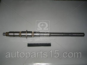Вал вторичный КПП ВОЛГА 31029 5-ст. не в сб. (пр-во ГАЗ). 33027-1701105. Ціна з ПДВ.