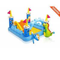 Intex 57138 (185-152-107 см.) Детский надувной водный игровой центр