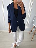 Женский стильный пиджак (3 цвета), фото 1